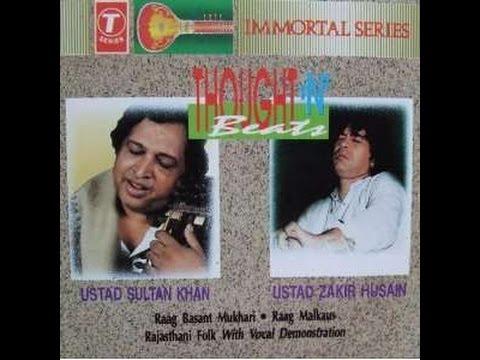 Ustad Sultan Khan (Sarangi) - Raga Malkauns Mp3