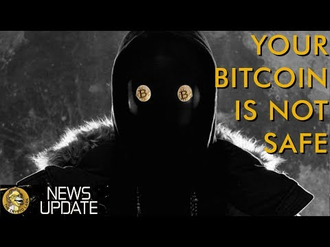 Your Bitcoin Is Not Safe! QuadrigaCX, Cryptopia, Binance, Gemini, Kraken - Exchanges Know The Risks Mp3