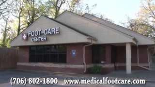 Podiatrist Brian Middleton, DPM  - Rome, GA - Medical Foot Care Center