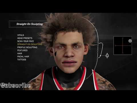 BEST FACE CREATION|HOW TO LOOK LIKA DRIBBLE GOD CHESSER!