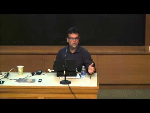 Ronald Deibert on the World After Snowden: Towards Distributed Security in Cyberspace