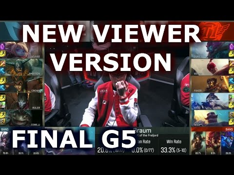 Samsung vs SK Telecom T1 Game 5 - New Viewer Stream | Grand