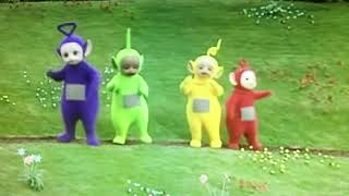 "Teletubbies - ""Yes! We Have No Bananas 🍌 (Kidsongs version)"""