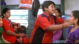 AVS Punch To Ravi Teja Comedy Scene - Venky Telugu Movie Scenes