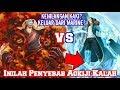 Inilah Penyebab Aokiji Kalah dan Kehilangan Kaki nya Saat Duel Dengan Akainu (Teori One Piece)