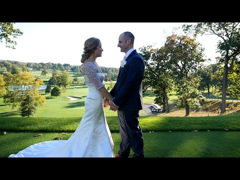 Janelle & Sean- A Loving Look Back from JJP- Manufacturer's Country Club