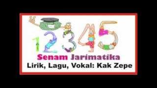 Senam Jarimatika - Lagu Anak Karya Kak Zepe tema mengenal angka satu gerak kids song children.wmv Mp3