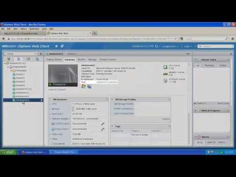 Enable vSphere HA and DRS for VMware vSphere (vSOM)