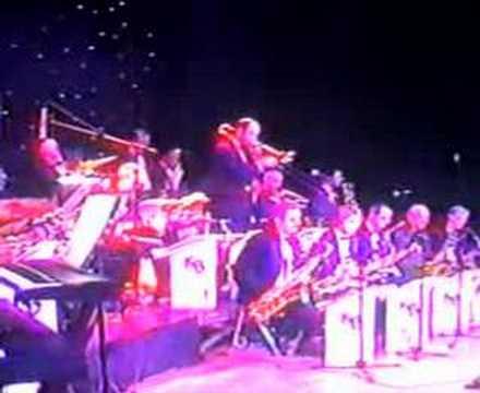 Jazz trombone solo on 'Love For Sale'