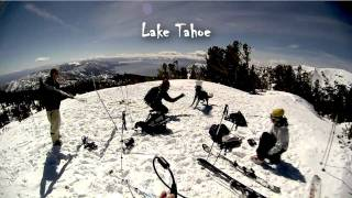 Backcountry Skiing / Snowboarding Lake Tahoe California - Tamarack Peak Thumbnail