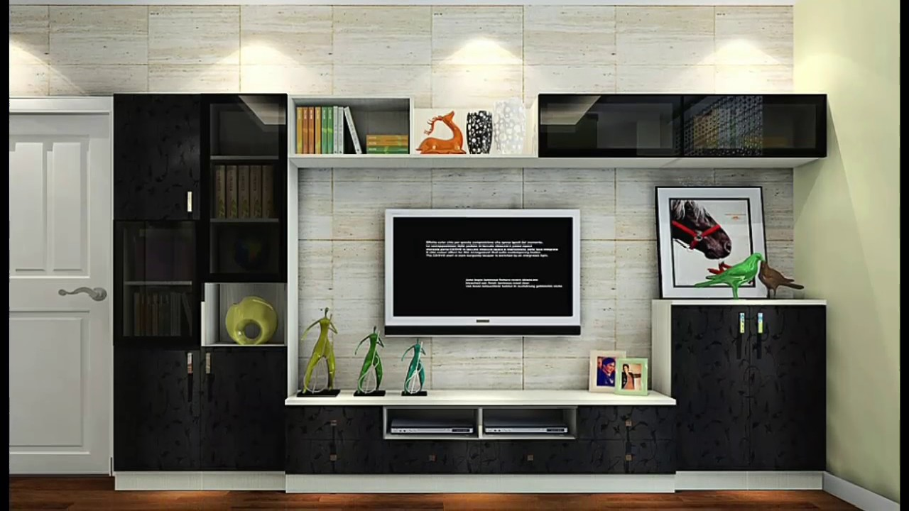 Modern furniture tv cabinet youtube - Furnitur photos ...