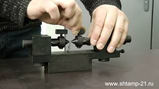 Приспособление для изготовления ювелирной цепи