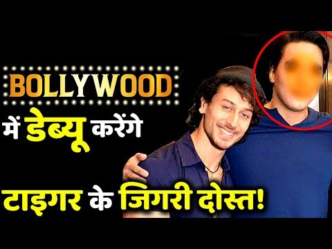 Tiger Shroff's Best Friend Rinzing Denzongpa All Set For His Bollywood Debut!