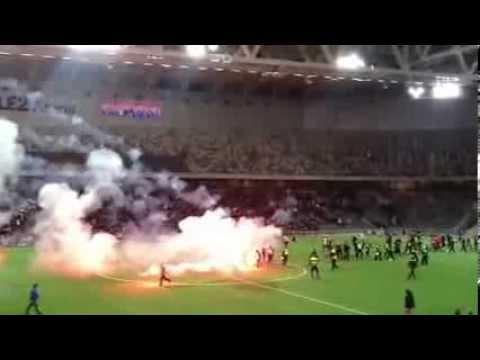 Djurgården-Union Berlin, Tele2 Arena - 140125