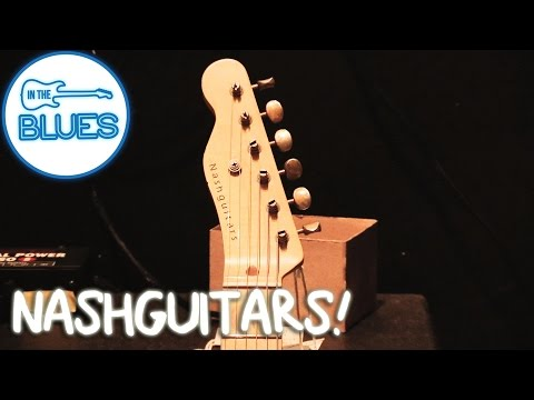 NASHGUITARS T-52 Model Telecaster