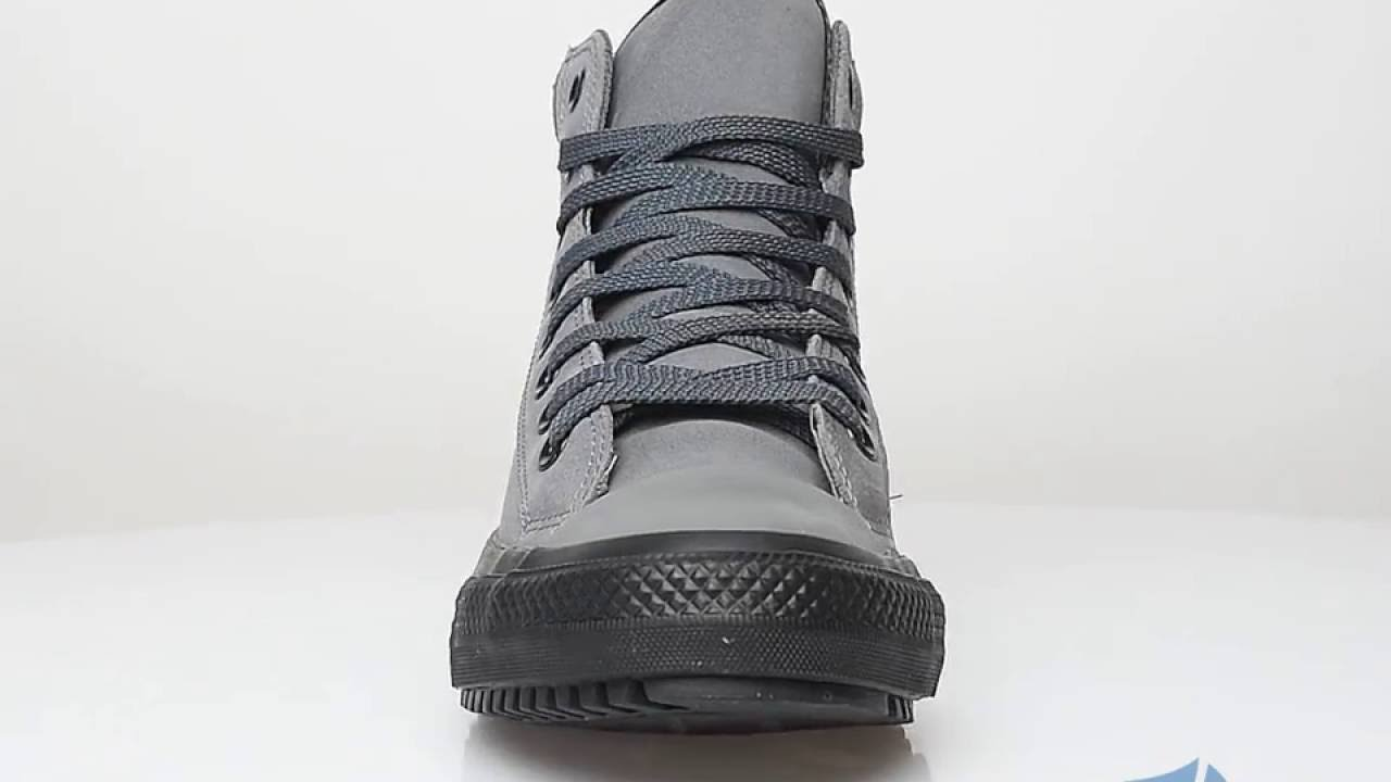 c4f217c8e01 Converse Chuck Taylor All Star Boot PC Leather Men - Sportizmo - YouTube