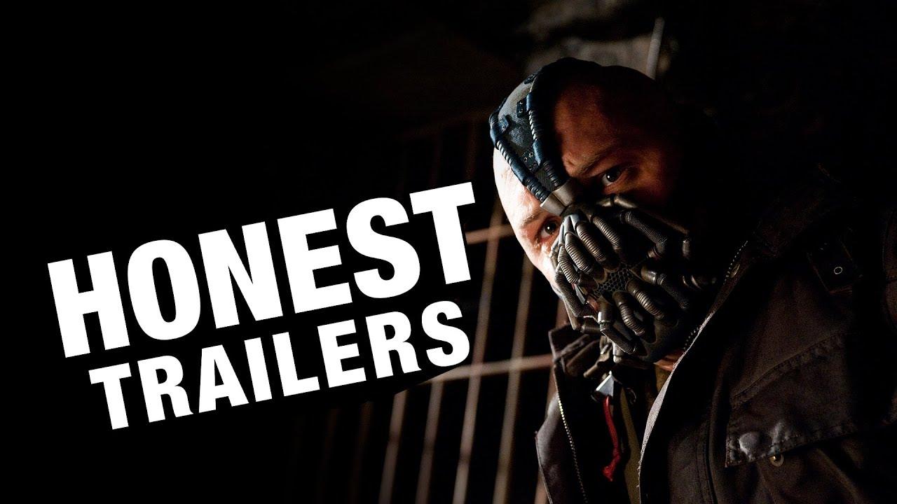 Honest Trailers - The Dark Knight Rises