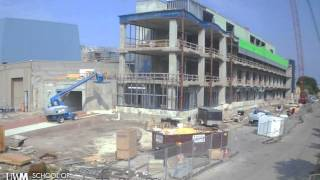 Uwm Freshwater Sciences Building Construction Timelapse As Of 11-01-2013