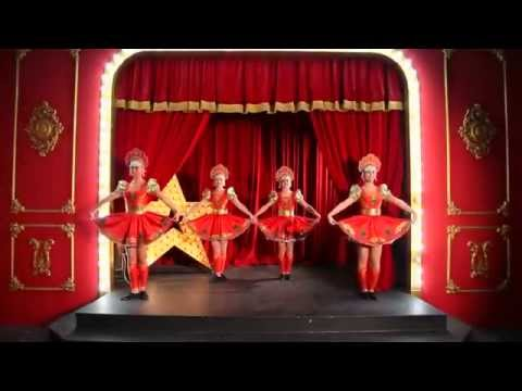 Современный русский народный танец youtube.