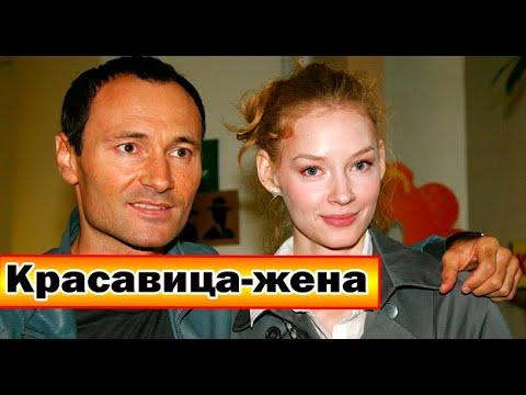 Глаз Не Отвести! АКТЁР Дмитрий Ульянов ПОКАЗАЛ СВОЮ КРАСАВИЦУ-ЖЕНУ