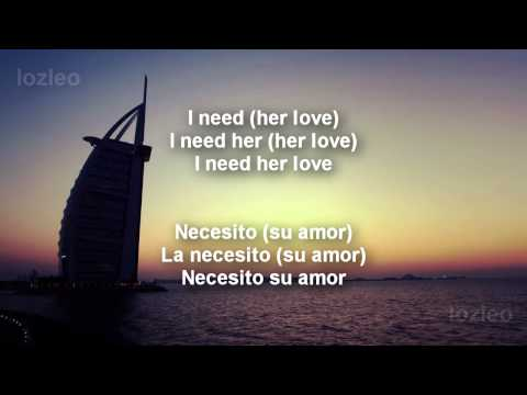 ELO - I Need Her Love  - Lyrics - Letra