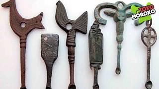 Mira Cómo se Usaban Estos 10 Extraños Objetos Antiguos | DeToxoMoroxo