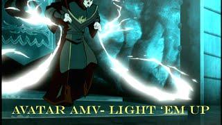 "Avatar AMV- Fall Out Boy ""Light 'Em Up"""