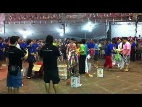 traditional culture show in singapore