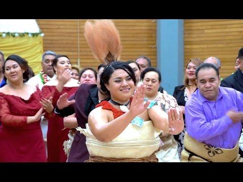 Oloka Hala & Lavoni Hala Wedding Ta'olunga