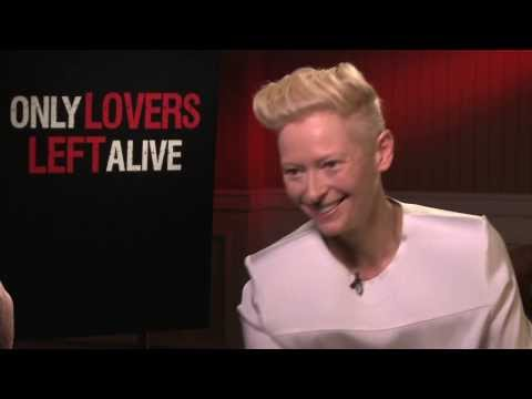 ONLY LOVERS LEFT ALIVE Interview: Tilda Swinton