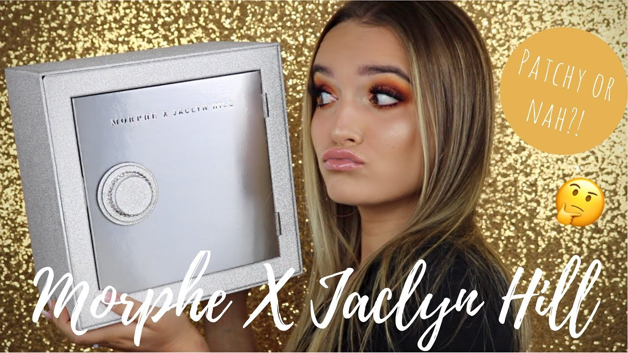 MORPHE X JACLYN HILL | THE VAULT COLLECTION | HONEST ...