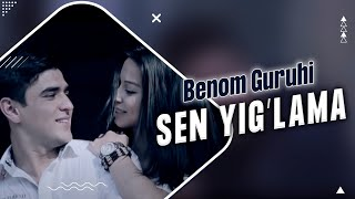 Download Benom - Sen yig'lama | Беном - Сен йиглама [Official video] Mp3 and Videos