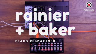 After Later Audio's Rainier and Baker - Peaks Reimagined