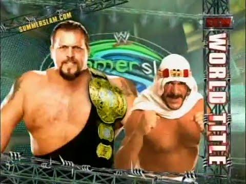 wwe summer slam 2006 (big showV*S sabu) full match