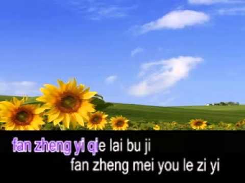 pin yin 如果没有你 ru guo mei you ni