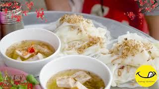 BÁNH CUỐN THANH TRÌ | Vietnam streetfood | TastingVietNam