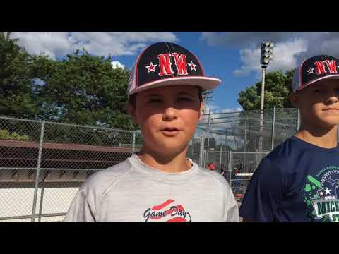 Northwest blasts six HRs in Little League state tournament rout