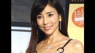 川島なお美さん死去 昨年胆管がん手術 54歳若すぎる