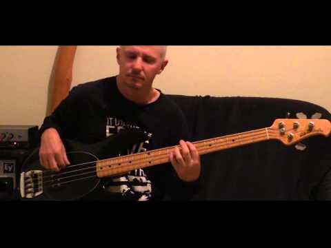 The Lemon Song Led Zeppelin Bass Cover With Strike Drums