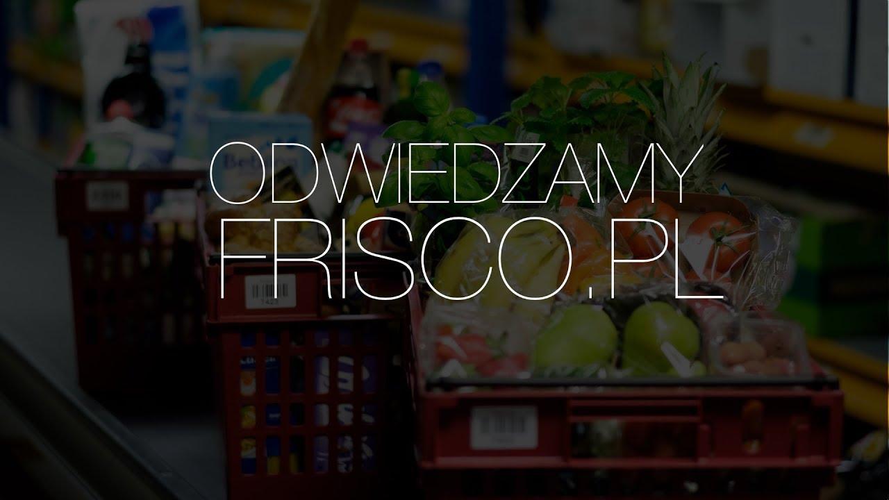 Szukamy robotów w magazynie Frisco.pl