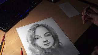 портрет на заказ карандашом Ставрополь