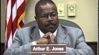 City Council January 9th 2014 Bastrop Louisiana