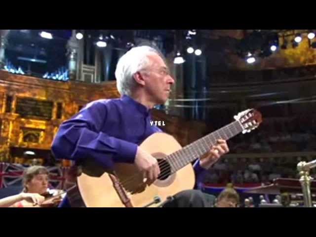 JOHN WILLIAMS. CONCIERTO DE ARANJUEZ. Videos De Viajes