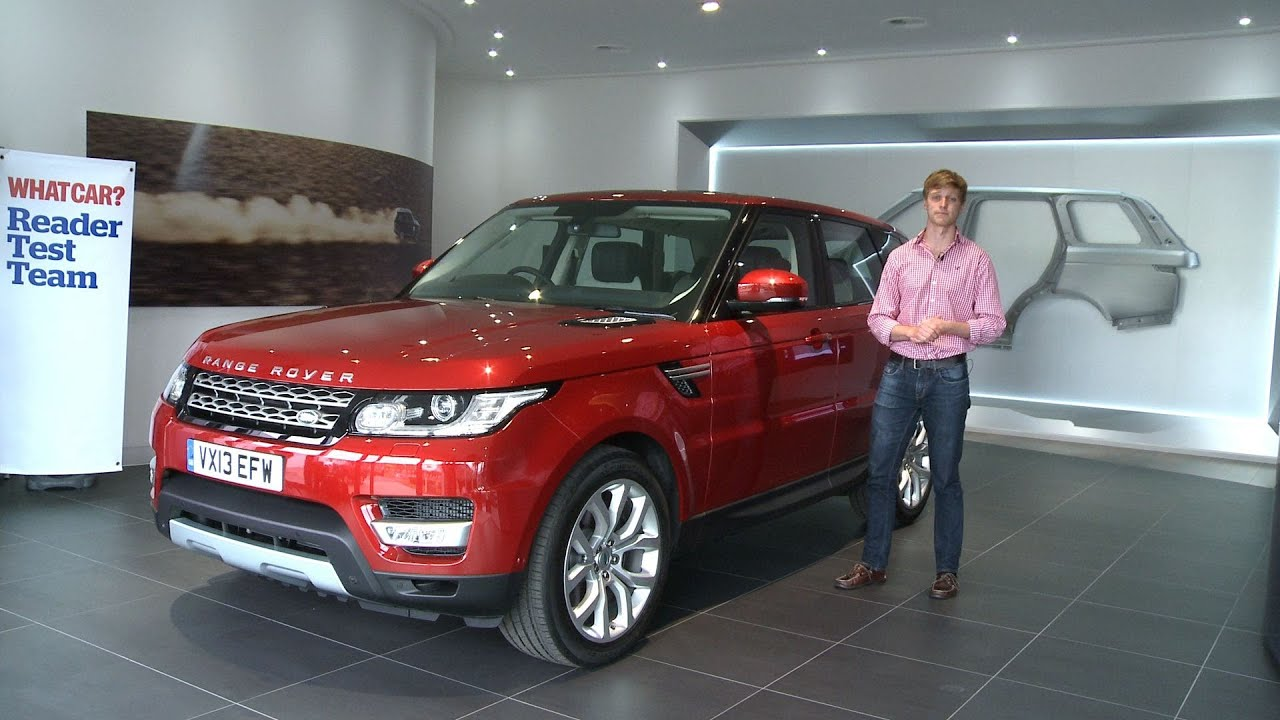 What Car readers review the 2013 Range Rover Sport  YouTube