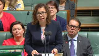Parliament - 24 October 2018 - Annual statement to Parliament on veterans and their families