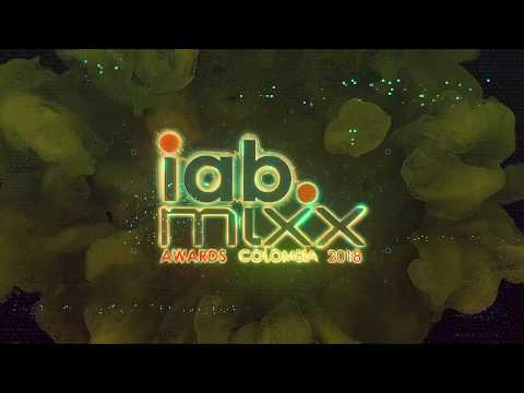 IAB Mixx Awards Colombia 2017