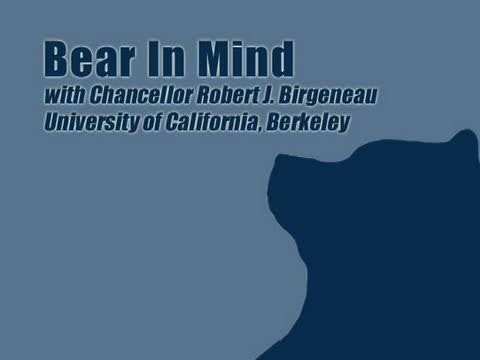 Bear In Mind - UC Berkeley: An International Campus