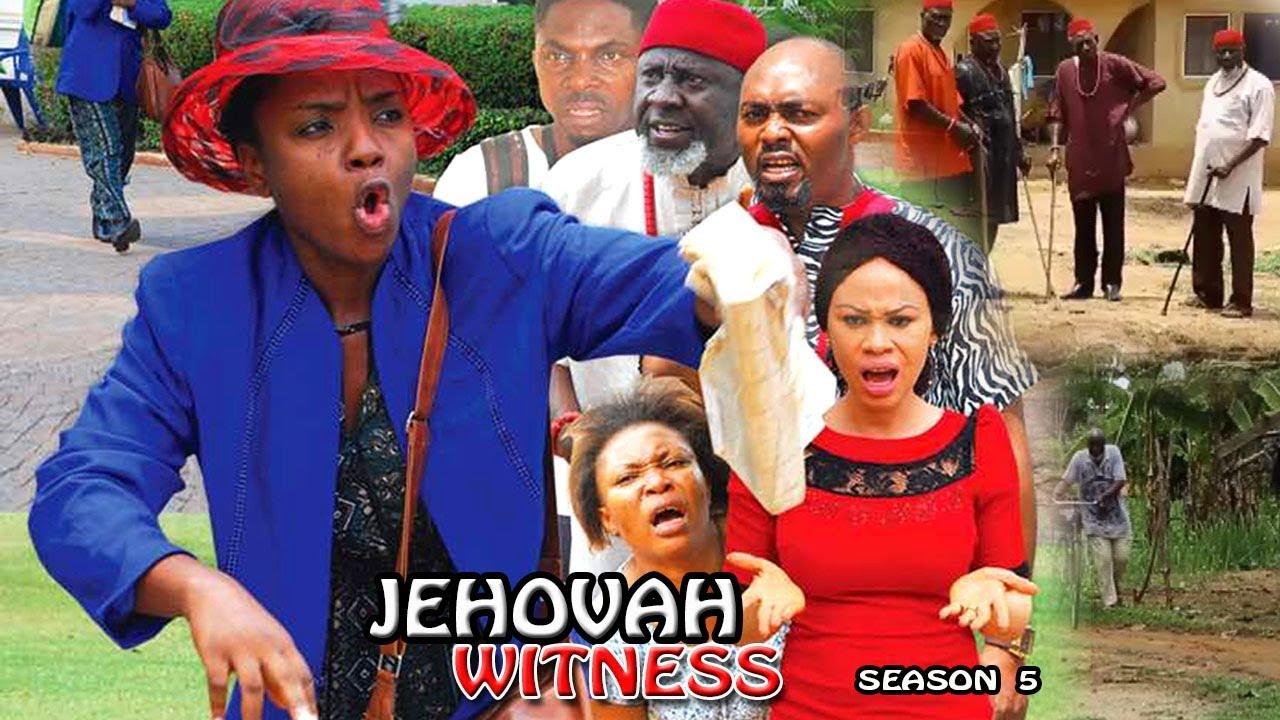 Download Jehovah Witness Season 6 - Chioma Chukwuka 2017 Latest Nigerian Nollywood Movie