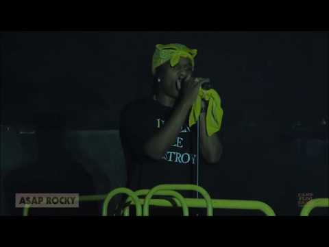 A$AP Rocky - SUNDRESS (LIVE FROM CAMP FLOG GNAW)