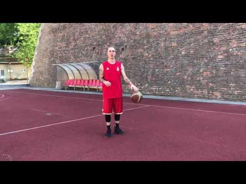 Tricky - Skola Basketa - The Shammgod